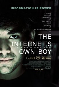 The Internet's Own Boy: The Story of Aaron Swartz (2014)