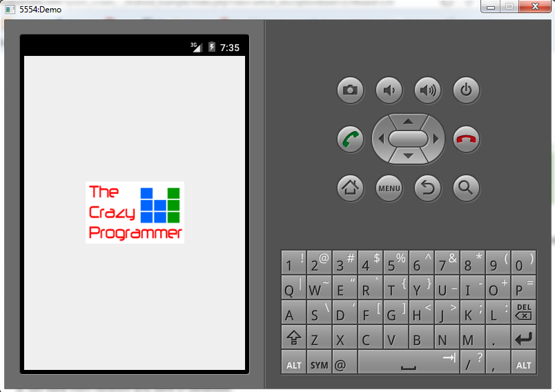 Android Splash Screen Example