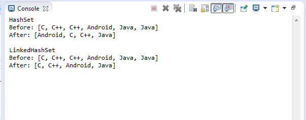 How to Remove Duplicate Elements from ArrayList in Java