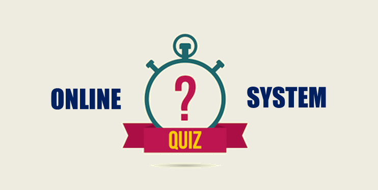 Online Quiz System Project in JSP