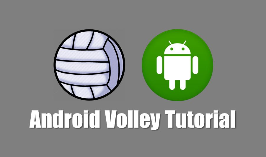 Android Volley Tutorial 1