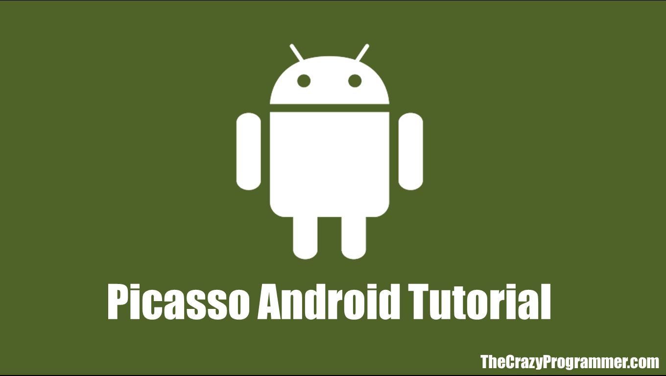 Picasso Android Tutorial – Load Image from URL