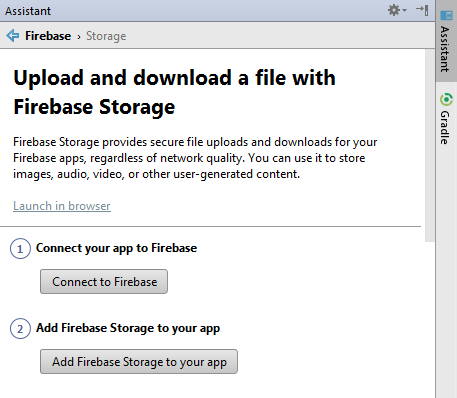 Android Upload Image to Firebase Storage Tutorial 3