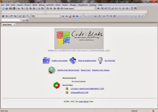 Download code blocks free c c ide the crazy programmer Online c compiler and run with input