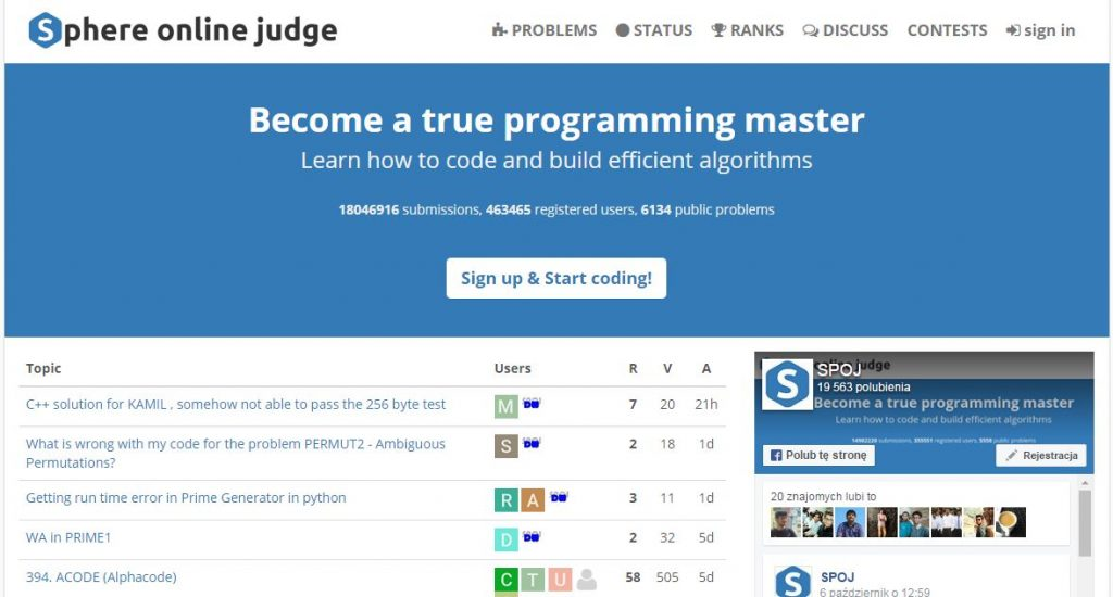 Top 10 Websites To Improve Programming And Coding Skills