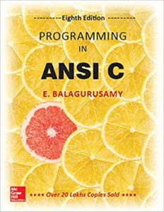 Programming in ANSI C - 8th Edition
