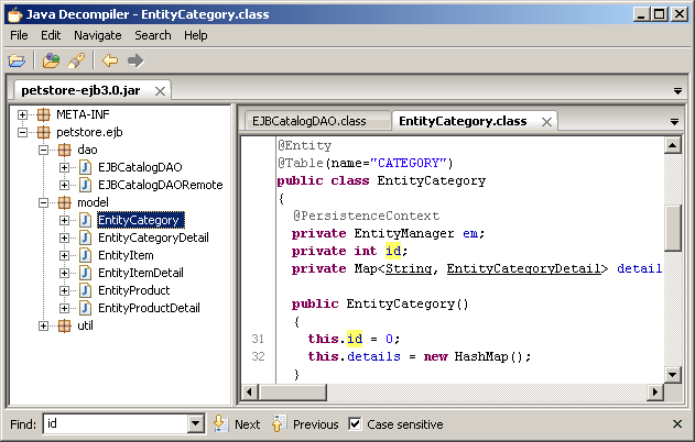 Java class file editor alternatives and similar software.