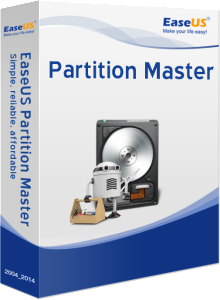 EaseUS Partition Master 10.5 - Best Partition Software