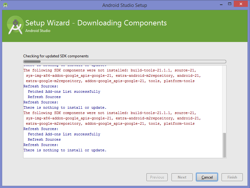 Installing Android Studio and Environment Setup