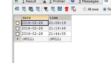 How to Insert Date and Time in MySQL Using Java