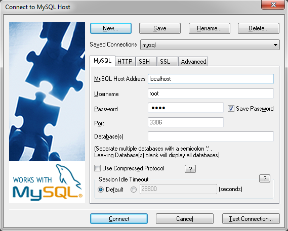 How to Backup or Restore MySql Database Using SQLyog 2