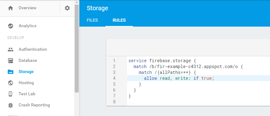 Android Upload Image to Firebase Storage Tutorial 6