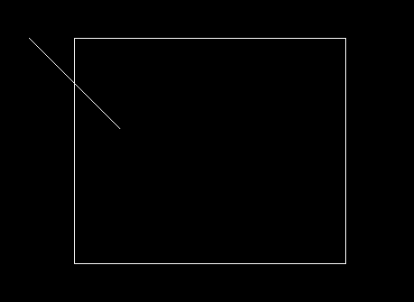 Cohen Sutherland Line Clipping Algorithm in C and C++