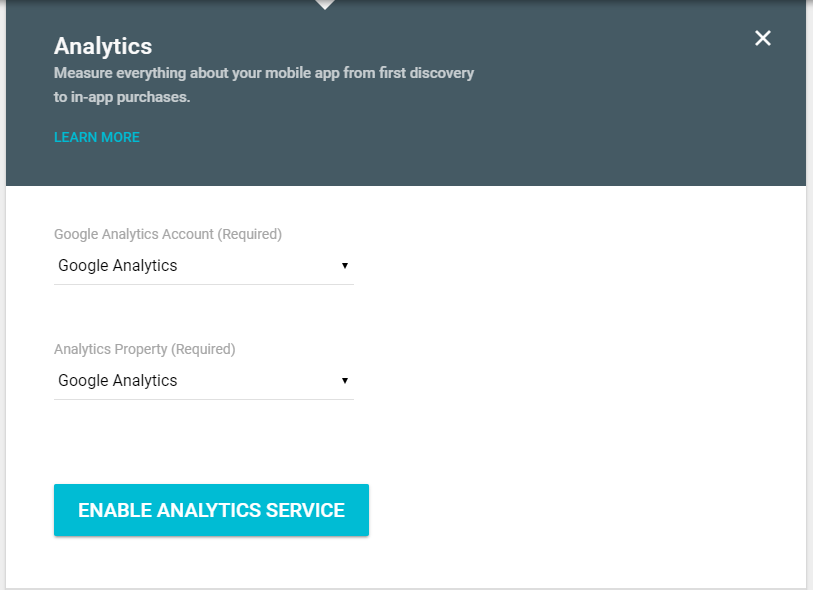 Android Google Analytics Integration Tutorial 5