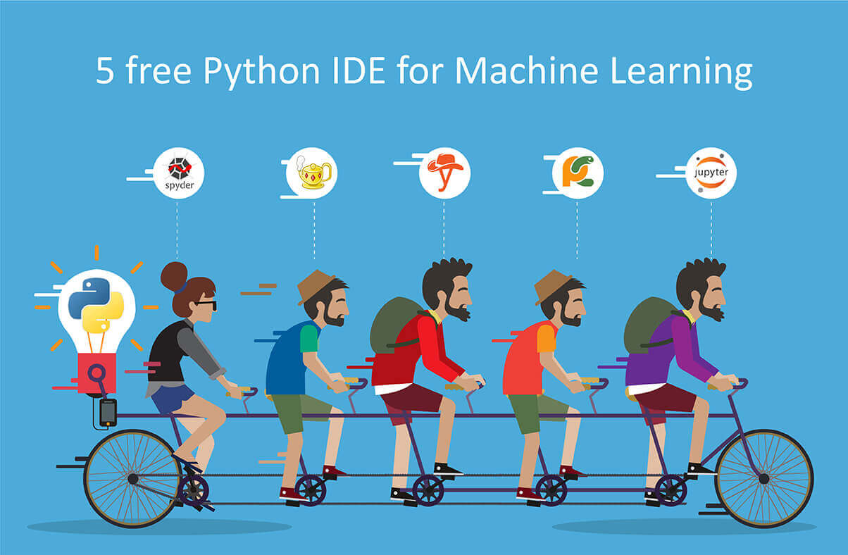 Best Python Machine Learning IDEs