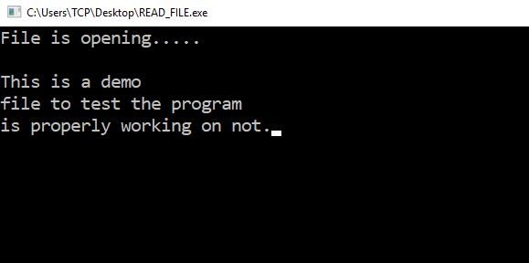 C Program to Read File Line by Line  - C Program to Read File Line by Line - C Program to Read File Line by Line