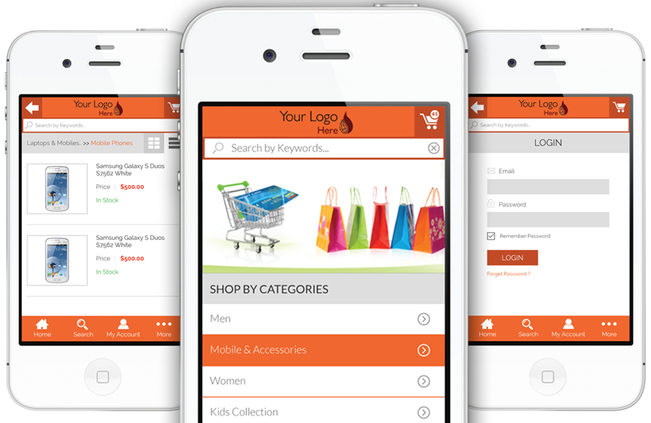 E-Commerce App 1