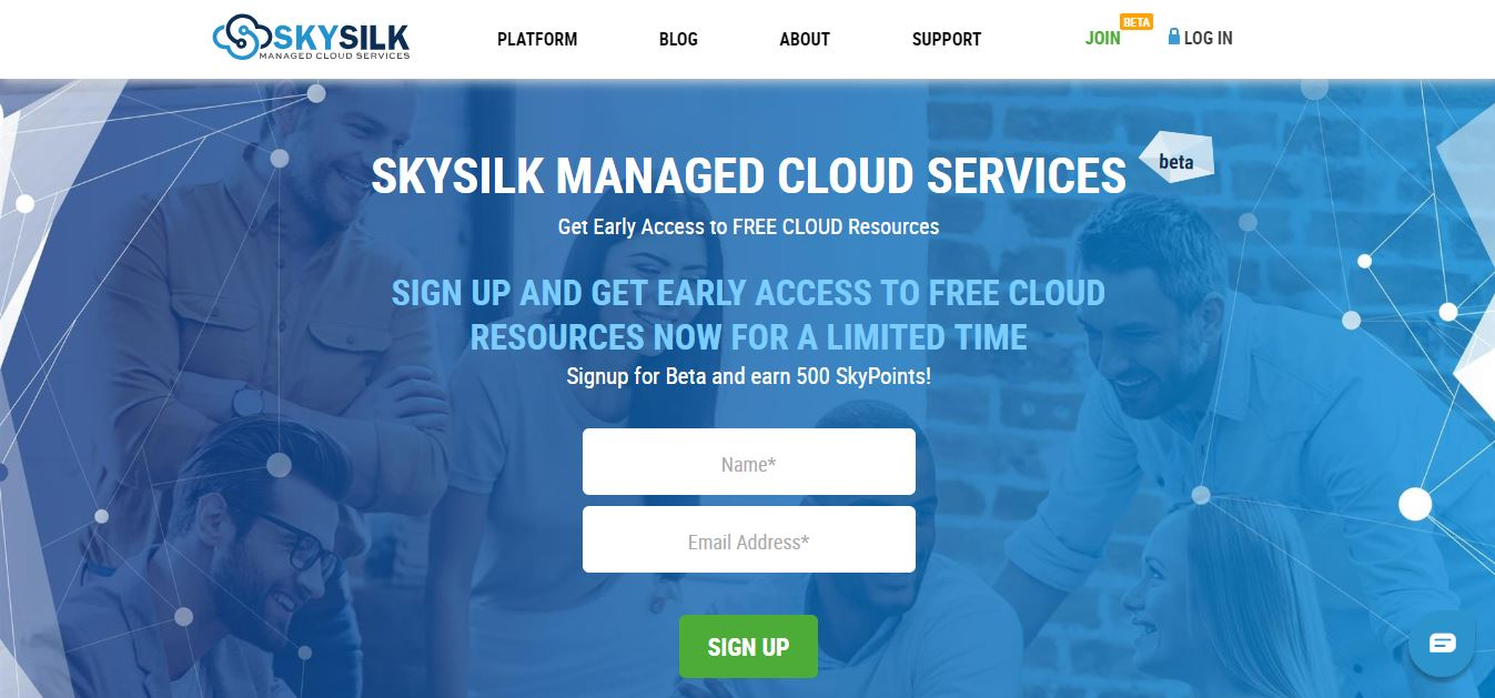 SkySilk - A Managed Cloud Services Provider