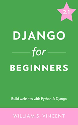 5 Best Django Books for Beginners - The Crazy Programmer
