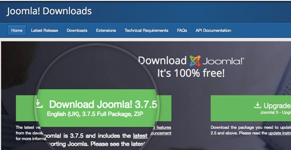 How to Install Joomla 3 on Web Hosting 1