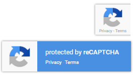 recaptcha v2-invisible badge