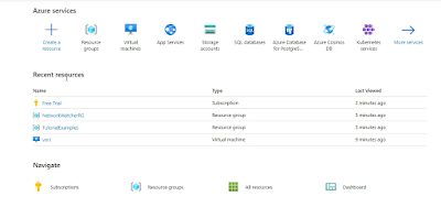 Azure Virtual Machine Tutorial 1