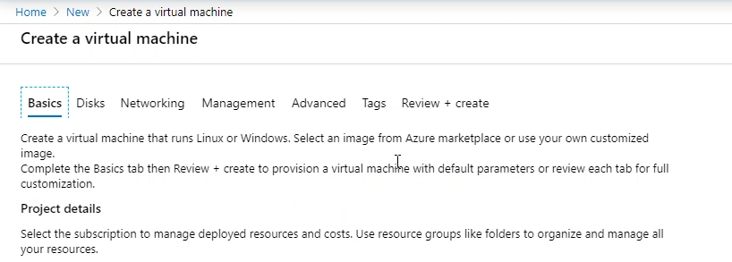 Azure Virtual Machine Tutorial 4