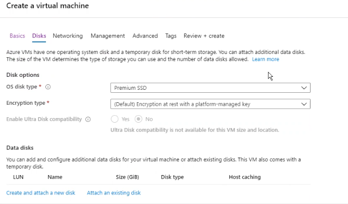 Azure Virtual Machine Tutorial 6