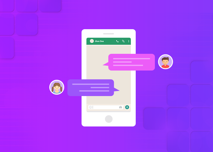 How a Real-Time Chat Application Works